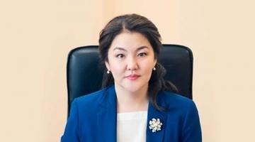 Ажар Гиният назначена вице-министром здравоохранения РК