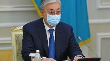 Президент РК провел совещание об эпидемиологической ситуации по коронавирусной инфекции в стране