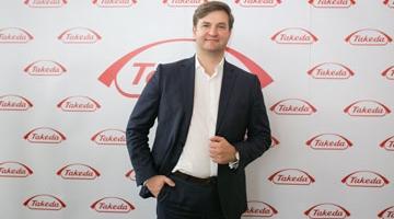 Арминас Мацевичус назначен Главой кластера Азия-Кавказ фармацевтической компании «Takeda Pharmaceuticals Company Limited»