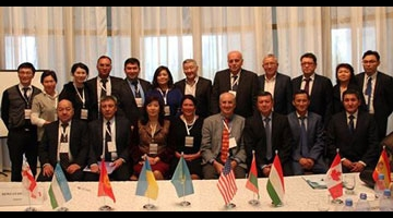 NCI Center for Global Health's Scientific Alliance with Kazakhstan on Women's Cancer Research